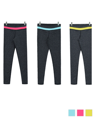 워밍업 leggings (3color)